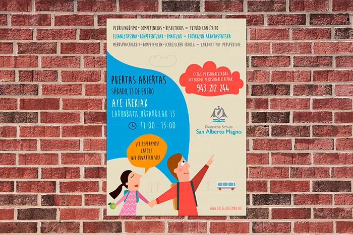 arroka-diseno-colegios-cartel-puertas-abiertas-ilustracion